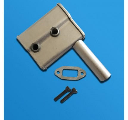 DLE20 EXHAUST PIPE