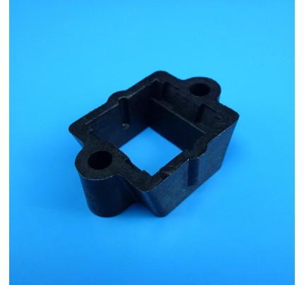 DLE20/20RA/30/35RA Carburetor heat insulation block