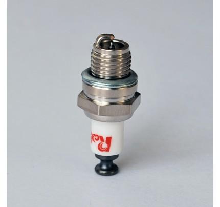Rcexl CM6 /ICM-6-10mm Spark Plug for Gas/ Petrol Engines DLE30, DLE55, DLE111, DLA56, DLA32, DLA112, EME55