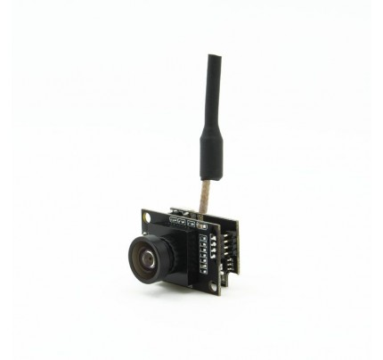 Emax Babyhawk Spare Part 5.8G 40CH 25mW 200mW Switchable VTX AIO 520TVL CMOS FPV Mini Camera For RC Models