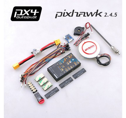 Pixhawk 2.4.5 Flight Control PX4 32 Bit for Unmanned Multicopter Fixed Wing Aircraft
