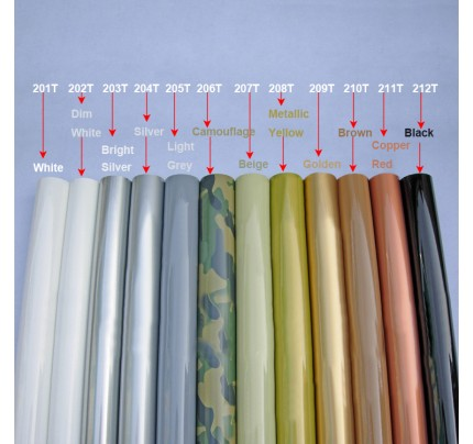 2Meters Hot Shrink Covering Film For RC Airplane Model DIY High Quality