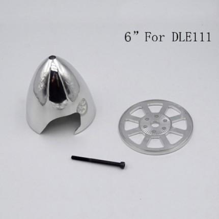 4inch Aluminum Spinner 2 Blades For DLE30//55 MLD35//70 DA50 EVO54 Engine