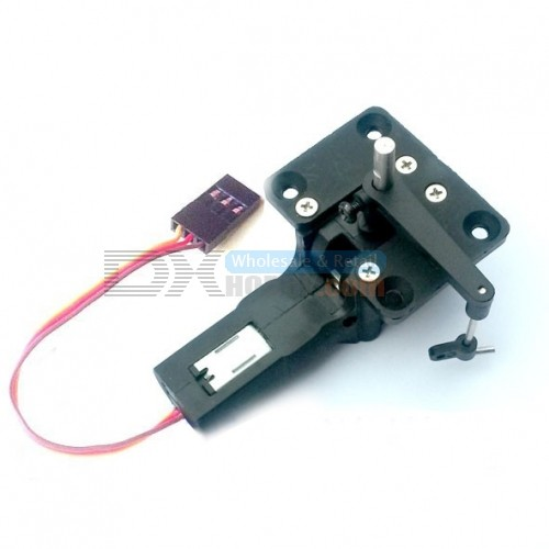 Electric Turn nose Retracts Landing Gear 1kg