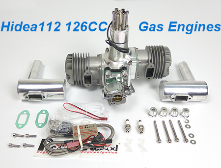 hidea126cc engines