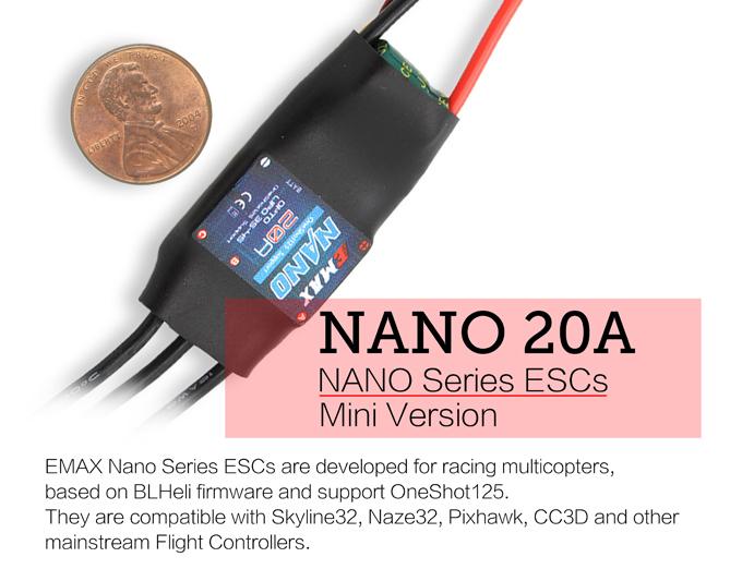 EMAX Nano 20A ESC