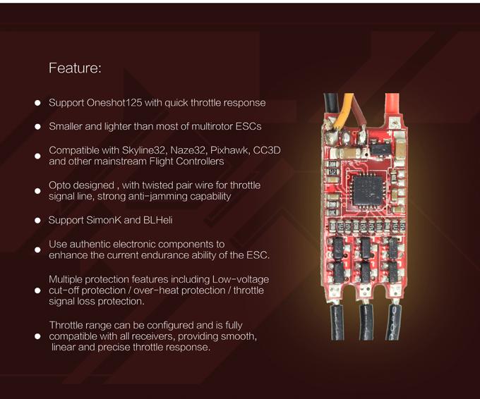 EMAX Nano 6A ESC