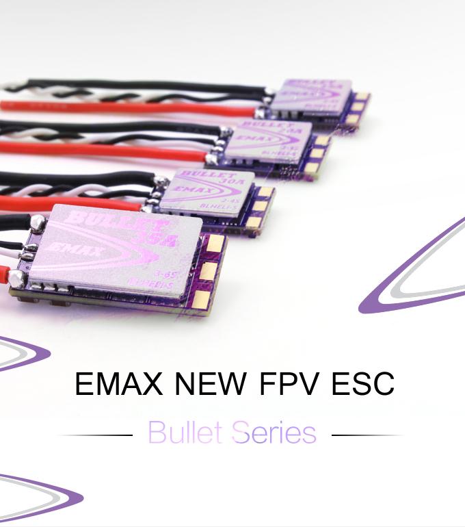 EMAX Bullet 6A ESC
