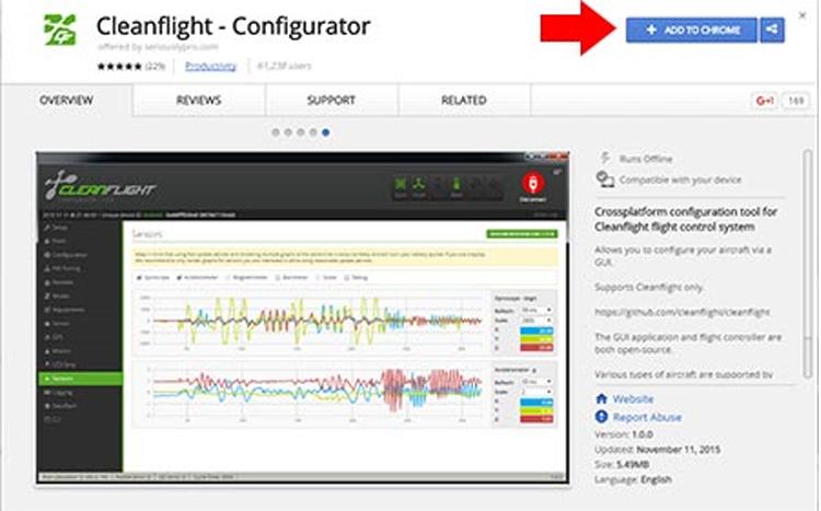 Tiny SP RACING F3_EVO_BRUSH flight controller f