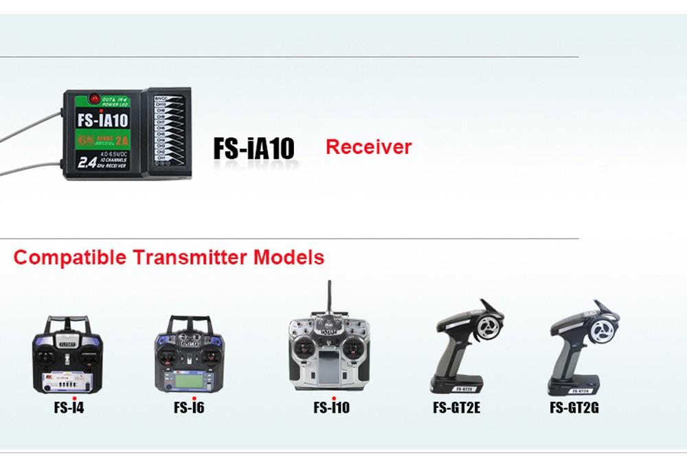 FS-IA10 Receiver