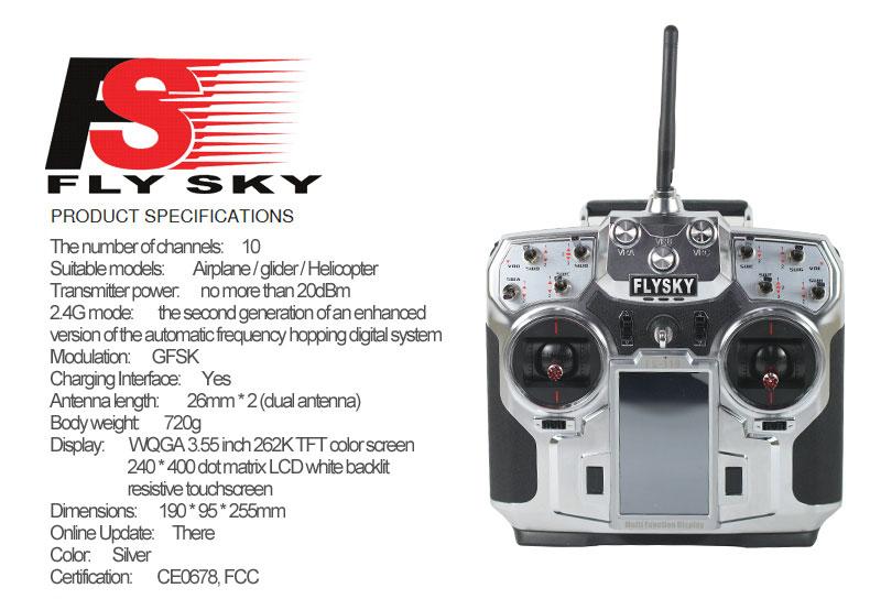 FS-i10 transmitter